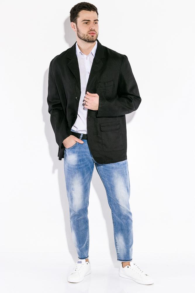 Пиджак мужской в стиле Casual 19PL175