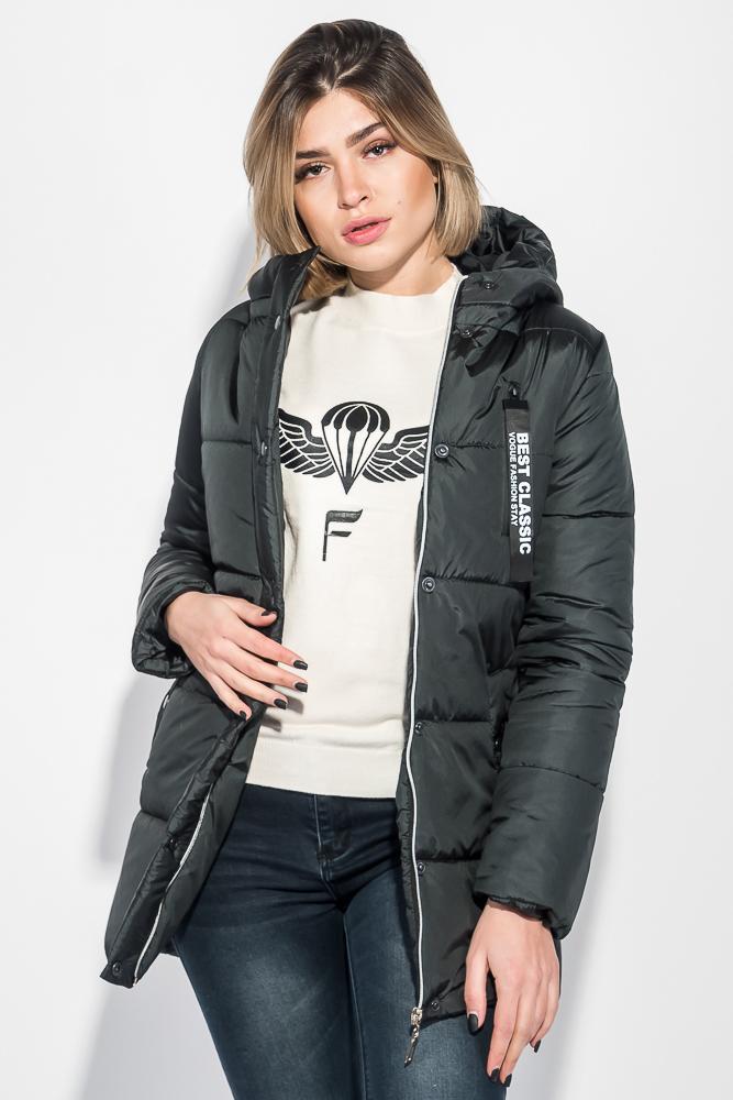 Куртка женская с капюшоном 71PD0004-1
