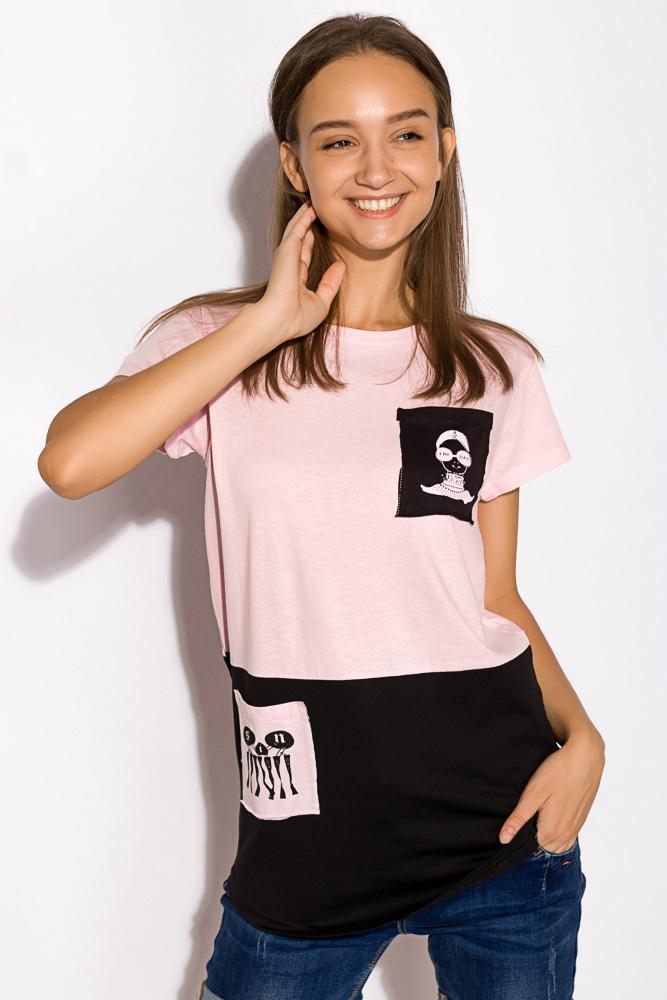 Футболка женская 317F072
