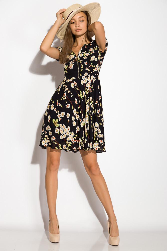Платье женское 964K021