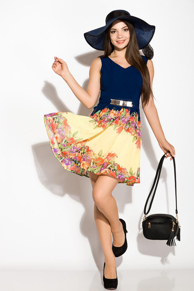 Платье женское 964K028
