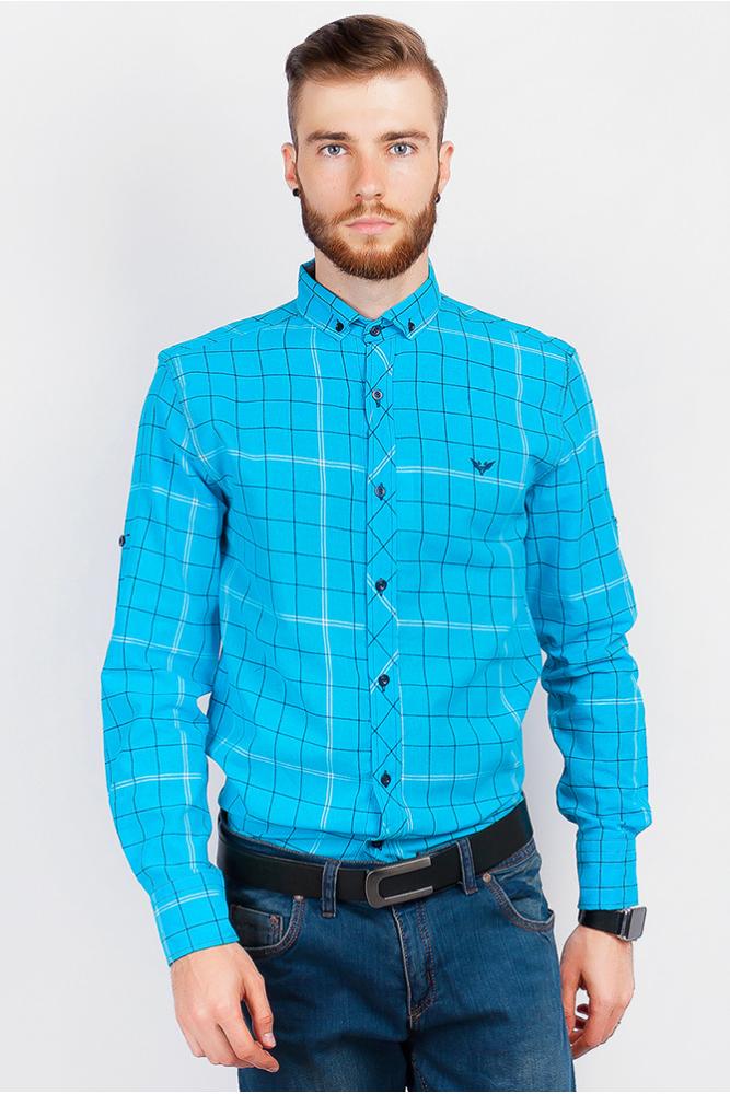 Рубашка яркая мужская 333F001