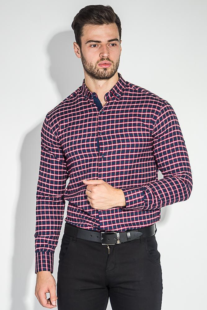 Рубашка мужская повседневная 50PD0041-2