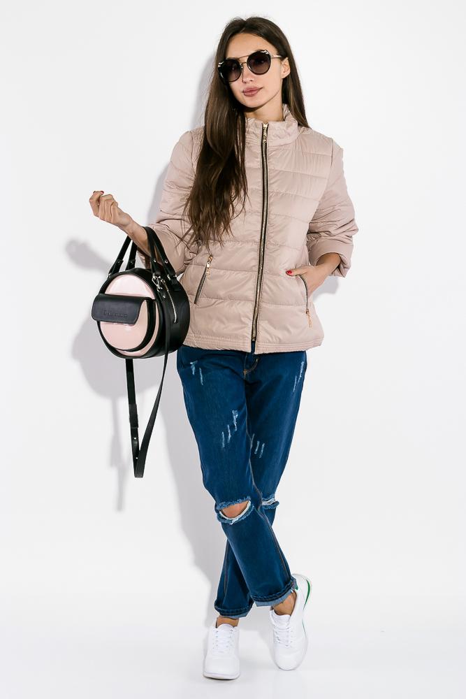 Куртка женская, рукав три четверти 69P0737