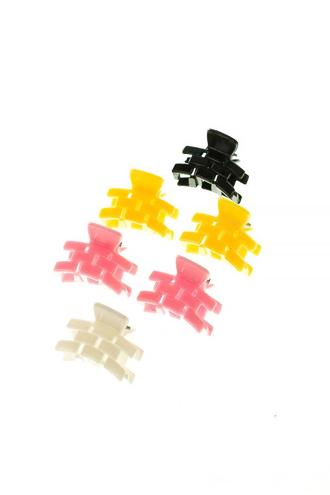 Набор крабиков (6 шт) 120PZO003-5