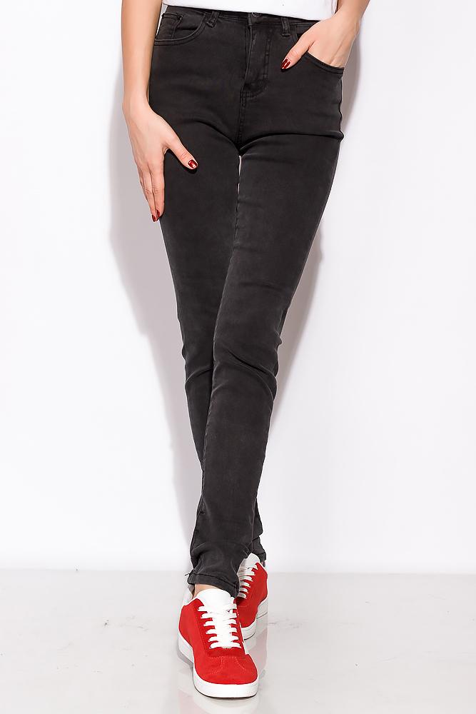 Женские однотонные джинсы 120PGU2002