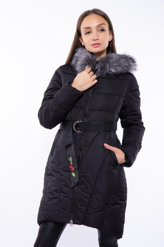 Куртка женская с поясом 120PSKL2258