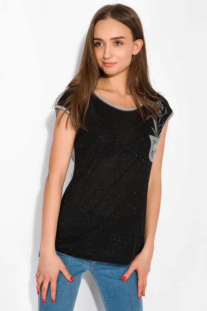 Легкая женская футболка 148P045