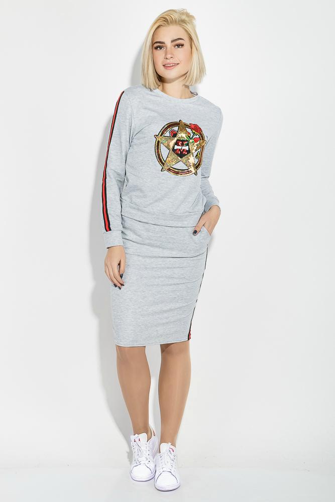 Костюм женский, юбка с кофтой 77PD837