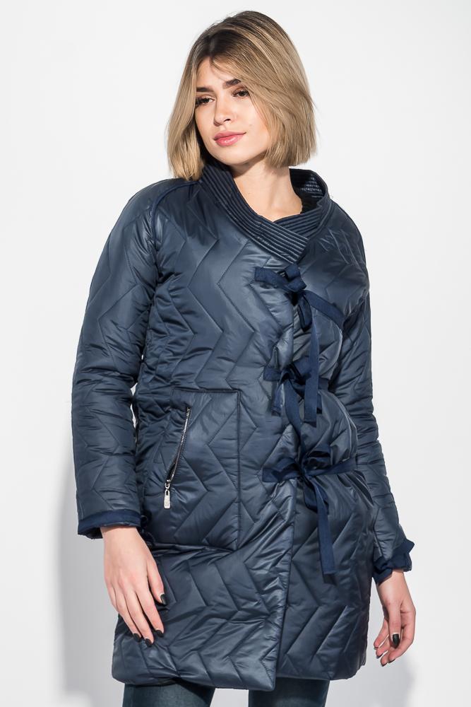 48384e869ac49d Пальто женское на завязках 69PD1058 купить дешево - интернет-магазин ...
