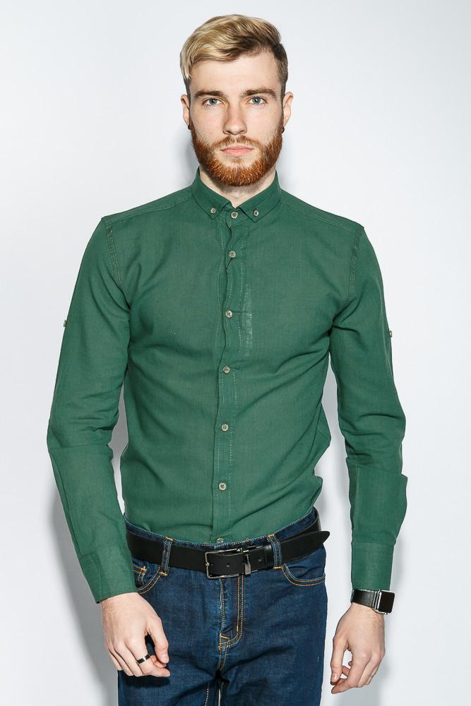 5a2111a3157 Рубашка мужская 100% коттон 333F008 купить дешево - интернет-магазин ...