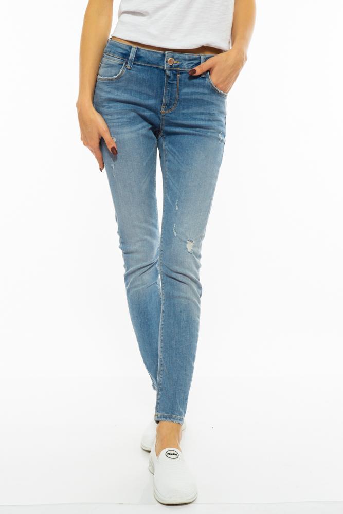 Джинсы женские Skinny 201P031