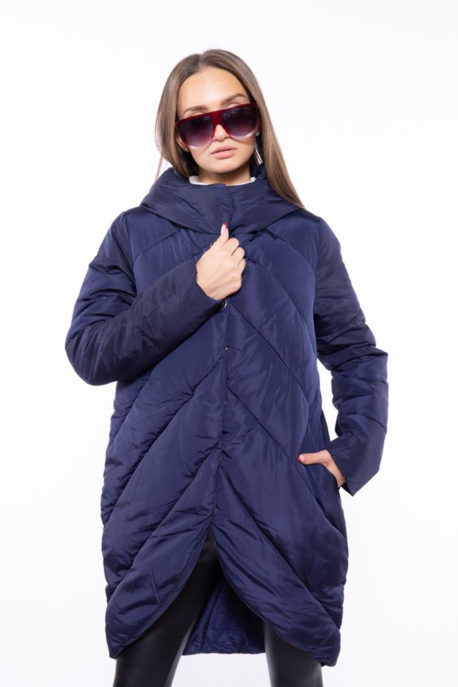 Куртка женская ассиметричного кроя  120PSKL2121