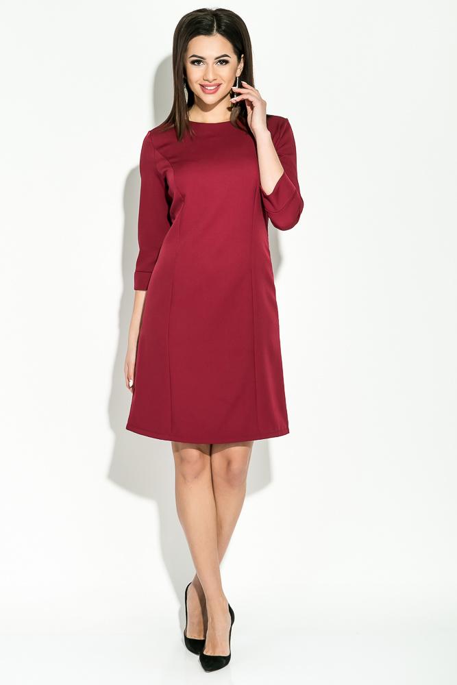 Платье женское с кружевной спинкой 95P8019