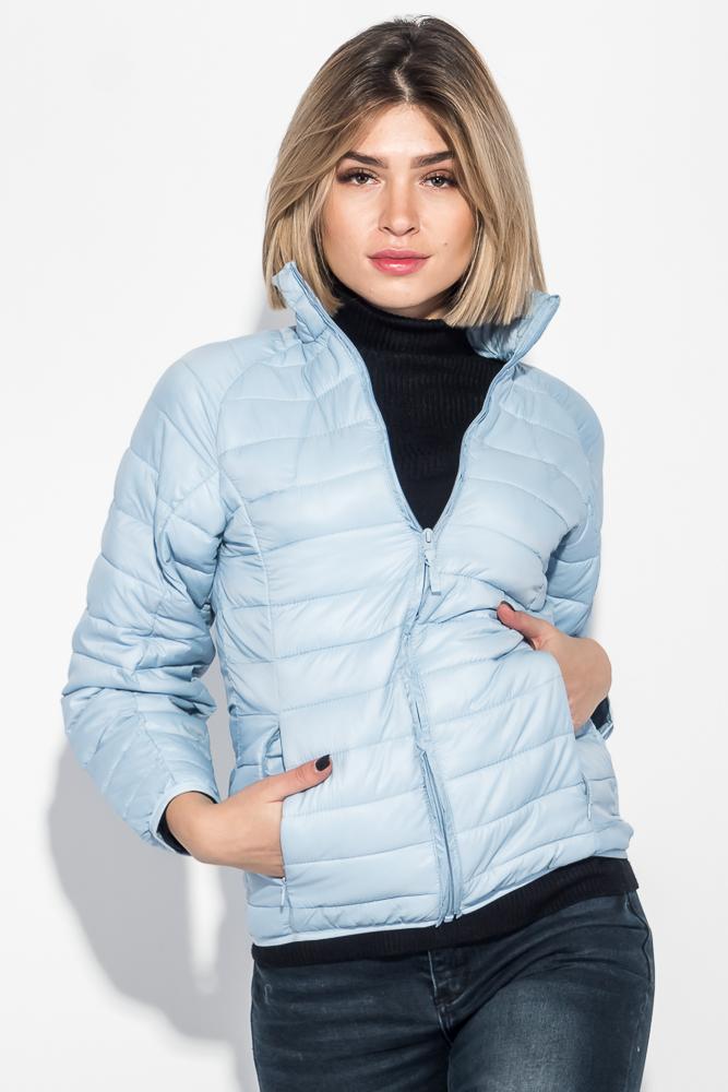 Куртка женская демисезонная, на молнии 191V004