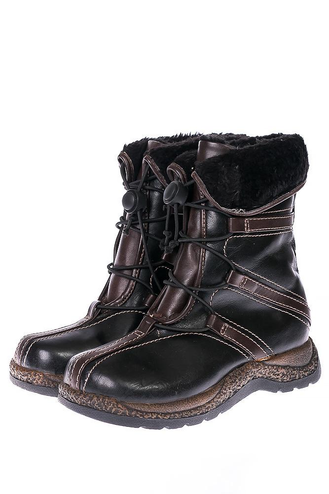 Ботинки на меху 120PJA921658 junior