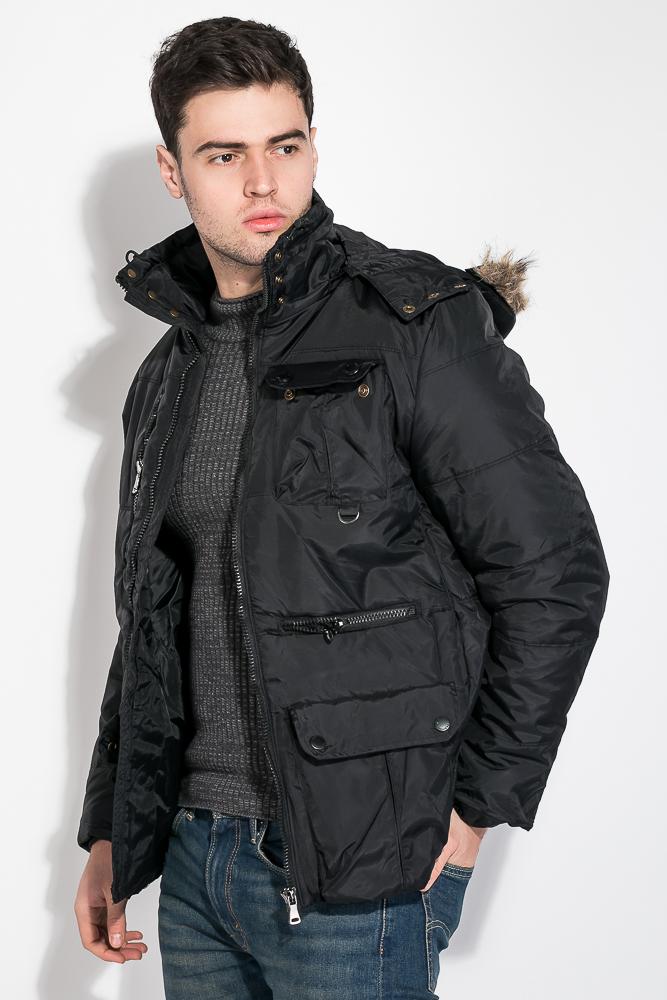 Куртка мужская удлиненная 181V001