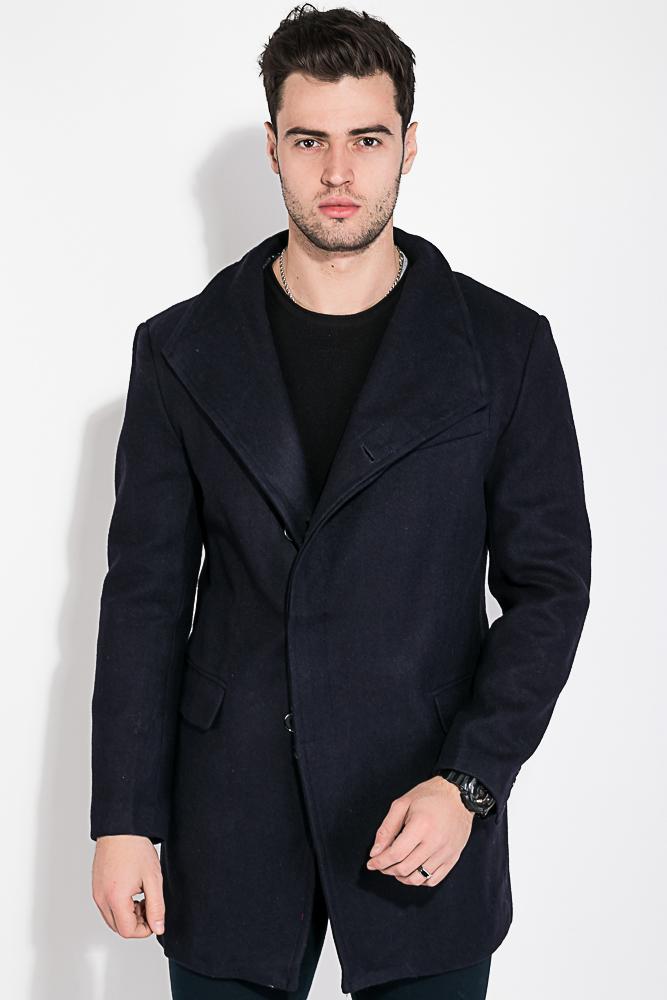 Пальто мужское кашемировое 186V001