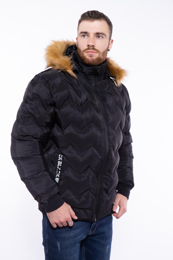 Куртка стеганая Black 162P034-1