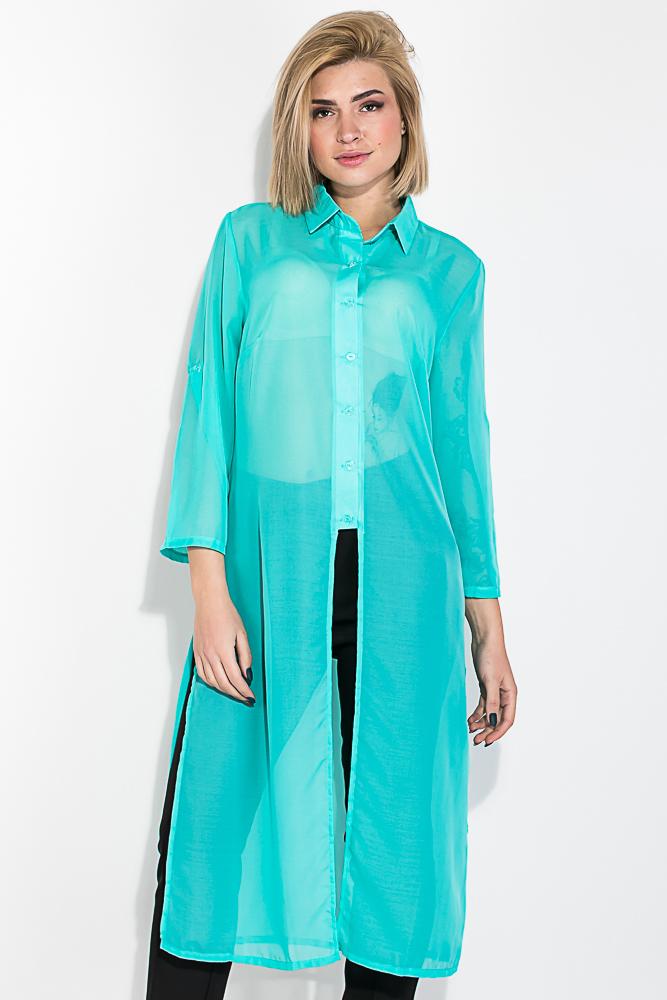 Костюм женский двойка (брюки, рубашка) 74PD336