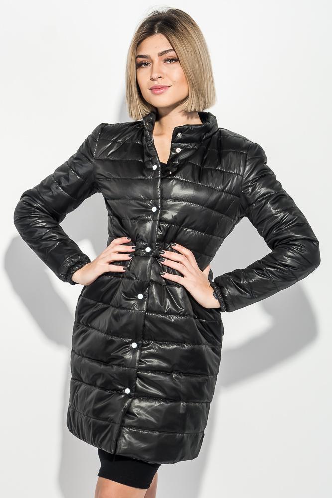 Куртка женская с бантом на поясе сзади 69PD590