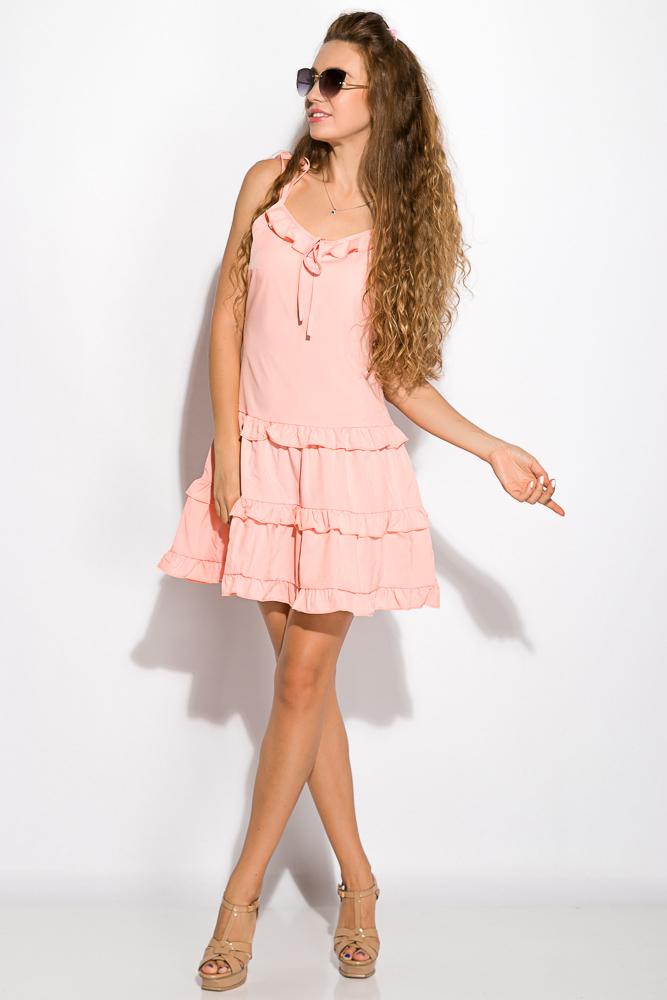 Легкое летнее платье 103P003