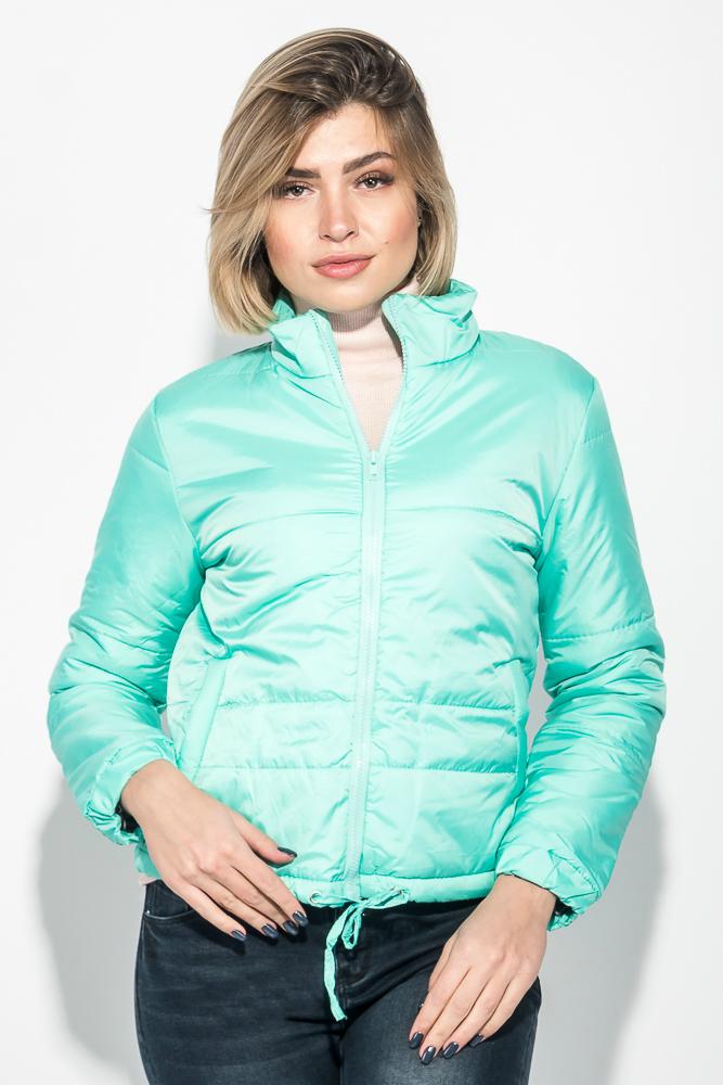 Куртка женская однотонная 72PD153-1