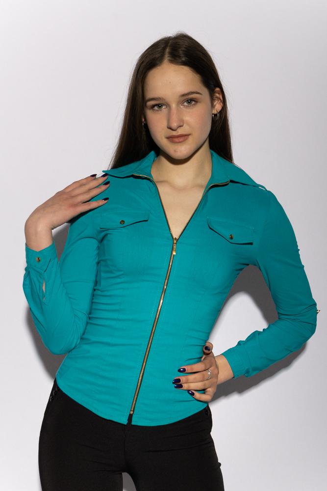 Блузка женская 118P050-2
