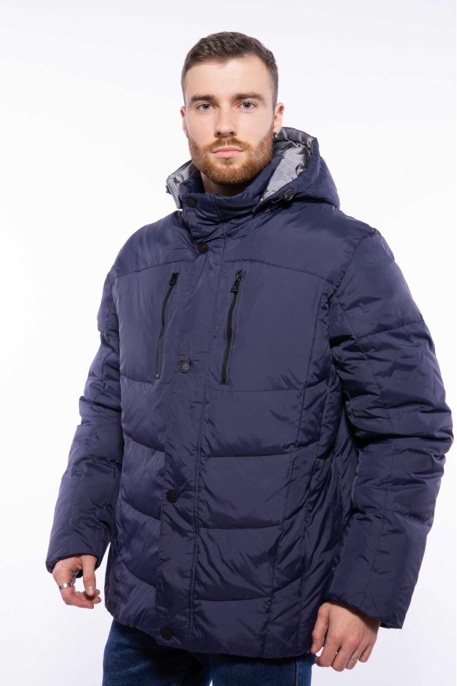 Куртка мужская однотонная 157P131217