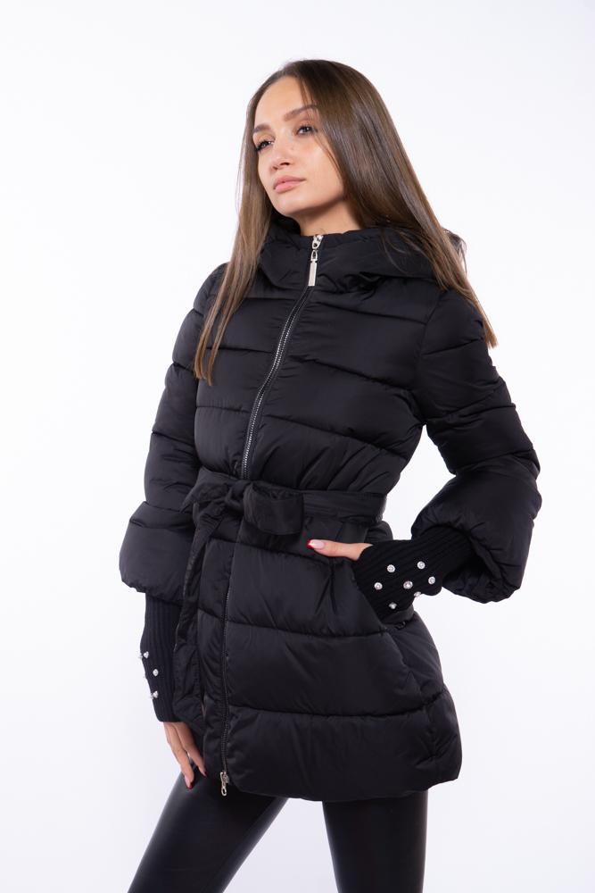 Женская куртка с митенками  120PSKL5219