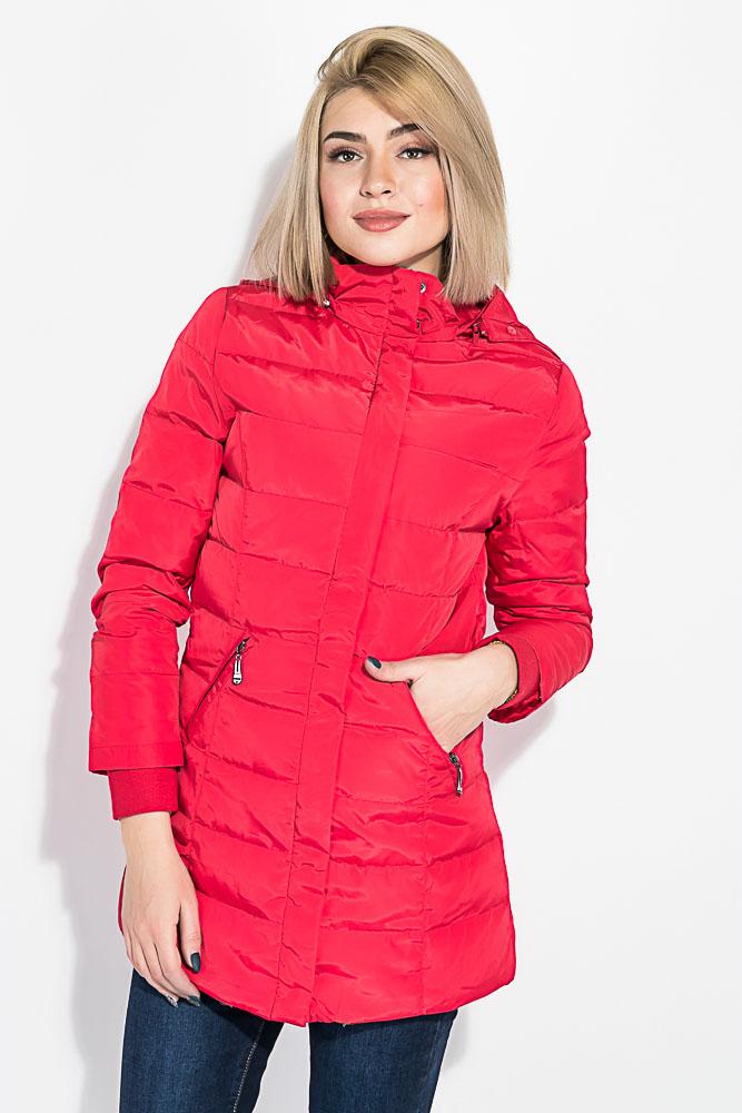 Куртка женская с капюшоном 677K003