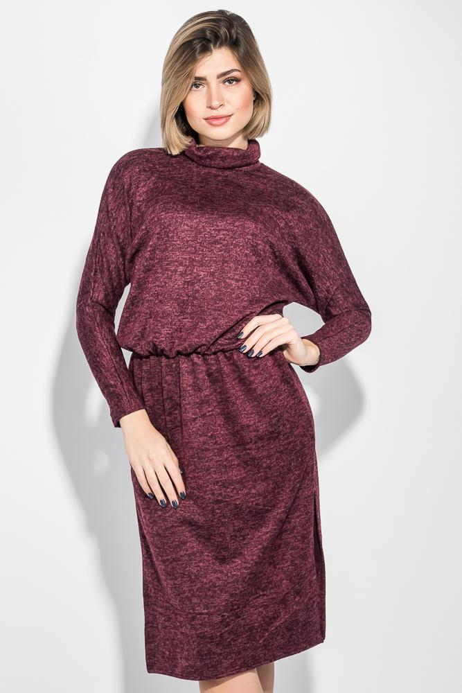 Платье женское с боковым разрезом 72PD209