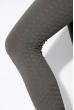 Лосины однотонные 141P037 серый