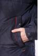 Куртка однотонная 191P98854 чернильный