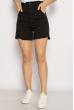 Модные джинсовые шорты 639F002 черный