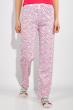 Пижама женская 317F025 малиново-розовый