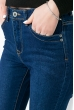 Джинсы женские по фигурке 516K003 синий