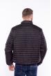 Куртка стеганая 187P473 черный