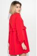 Платье женское свободного покроя 72PD149 красный