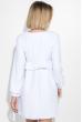 Платье женское свободного покроя 72PD149 белый