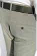 Брюки мужские зауженный крой 408F001-1 серый