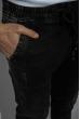 Брюки карго 211P3041-1 черный