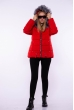 Куртка женская 184P8803 красный