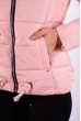 Куртка женская 184P8803 персиковый