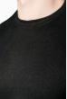 Джемпер мужской однотонный 281V001 черный