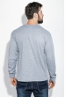 Джемпер мужской однотонный 281V001 серый