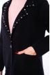 Кардиган женский на пуговице 184P7047-1 черный