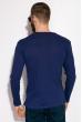 Лонгслив мужской 147P012 синий