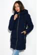 Куртка женская 120P0198 темно-синий
