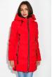 Куртка женская 120P0198 красный